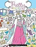 [ Pretty Princesses: Beautiful Princesses to Color! Kronheimer, Ann ( Author ) ] { Paperback } 2014