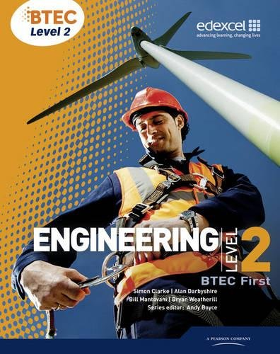 BTEC Level 2 First Engineering Student Book (Level 2 BTEC First Engineering)