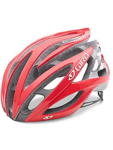 Giro Women's Amare Cycling Helmet II Multi-Coloured Coral Squiggle Size:S