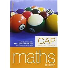 Maths CAP secteur tertiaire : CAP secteur tertiaire