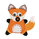 CI 29250-CI-101 Willow The Fox Woodland Buddies Sew and Collect Craft