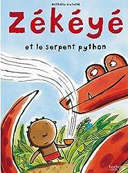 Zékéyé et le serpent python