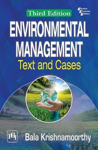 Environment Management: Text and Cases