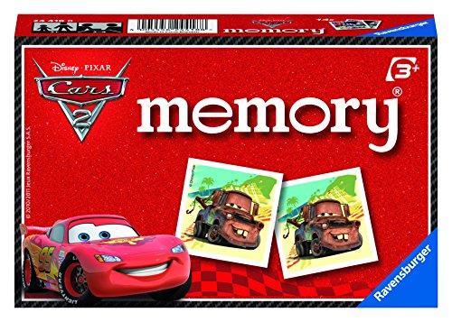 Ravensburger - 24418 - Jeu Educatif et Scientifique - Memory Cars