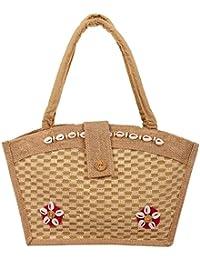 Ratash Jute Shopping Bag/Shoulder Bag/Travel Bag For Women
