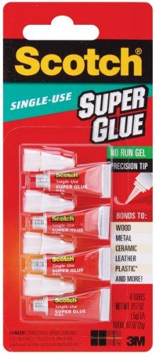 scotch-single-use-super-glue-no-run-gel-sgad-929-4-tubes-of-05g-per-pack