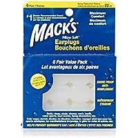 Macks Weiche Silikon-Ohrstöpsel preisvergleich bei billige-tabletten.eu