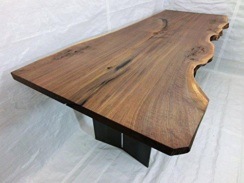 Am. Nussbaum Esstisch Baumtisch aus einer Stammbohle! 2700 mm
