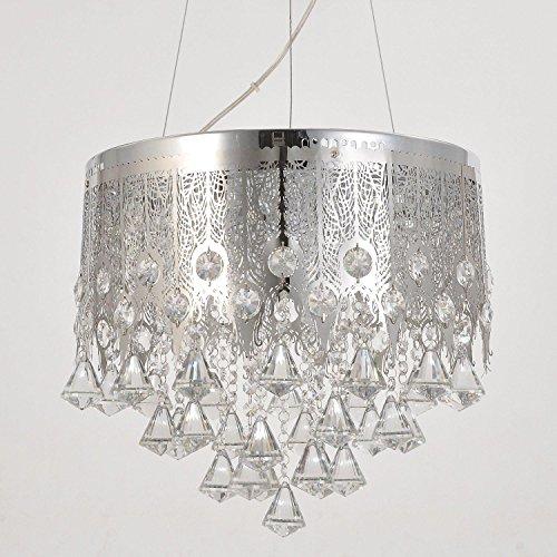 Semplice e lampade di cristallo eleganti 5 soggiorno camera da letto moderna lampadario di cristallo ristorante lampadario di cristallo lampadario di cristallo