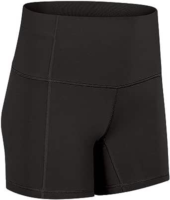 Damen Blumen Yoga Shorts Hotpants Sports Fitness Kurzehose Sommerhose Radlerhose