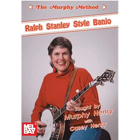 Henry Murphy Ralph Stanley Style Banjo Dvd
