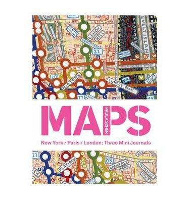 Descargar Libro [(Paula Scher Maps: 3 Mini Journals)] [ Other Paula Scher ] [January, 2013] de Paula Scher