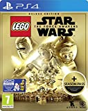 LEGO Star Wars: The Force Awakens Deluxe Steelbook Edition with Season Pass (Exclusive to Amazon.co.uk) (PS4) by Warner Bros Interactive Entertainment UK