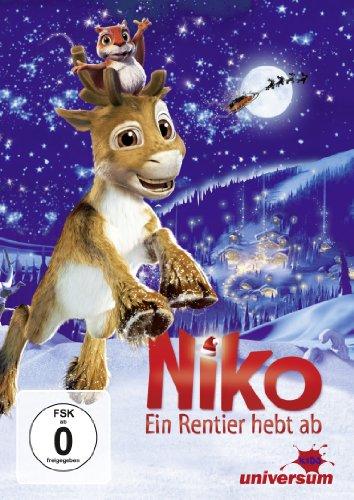 Niko - Ein Rentier hebt ab [Edizione: Germania]