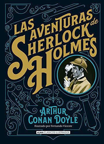 Las aventuras de Sherlock Holmes (Clásicos) por Arthur Conan Doyle
