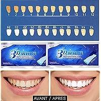 Blanqueamiento de dientes 3D Blanco - 28 bandas