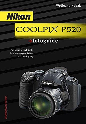 Nikon COOLPIX P520 fotoguide