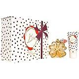Lolita Lempicka Si Lolita Giftset Eau De Parfum 80ml spray Plus Body Lotion 100 ml, 1 paquete (1 x doce y dieciocho l)