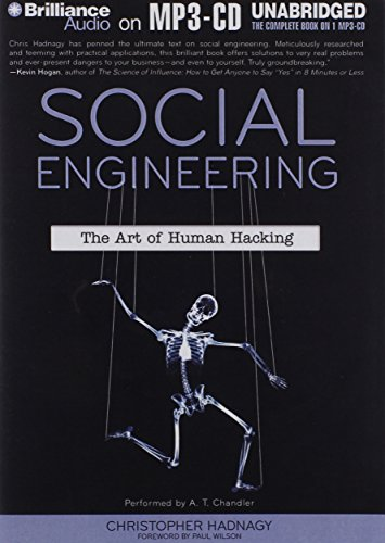Social Engineering: The Art of Human Hacking por Christopher Hadnagy
