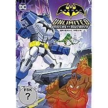 Coverbild: Batman Unlimited: Mechs vs. Mutants