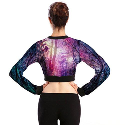 Belsen - Sweat-shirt - Femme Medium Beauty woods