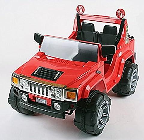 4X4 HUMMER voiture électrique enfant 12V - 2 moteurs -