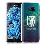 Samsung Galaxy S8 Hülle,FHHICCGHF [kristallene Hülle] Ultraleichte Transparente Weiche Silikongummi Anti-Kratzer Schutzhülle für Das Samsung Galaxy S8 - Kristallklar GIUNJHBVH00293