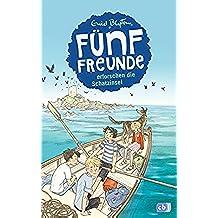 Fünf Freunde erforschen die Schatzinsel (Einzelbände 1) (German Edition)