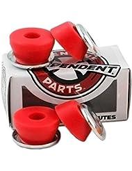 Gommes Indy Independent Skateboard souple Rouge