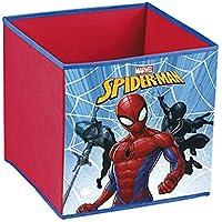 Preisvergleich für Spiderman–Spielzeugkiste Aufbewahrungsbox Faltbar Menschenrechte Spinne