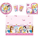 Procos 412287 - Kinderpartyset Princess, Glamour S