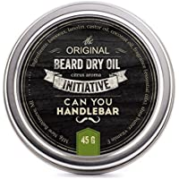 Initiative Beard Dry Oil | Best Natural Balm with Fresh Citrus Scent | by CanYouHandlebar preisvergleich bei billige-tabletten.eu