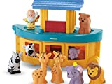 Fisher-Price World of Little People Touch & Feel Noah\'s Ark