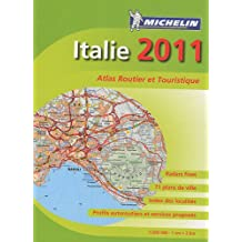 Atlas routier Italie 2011