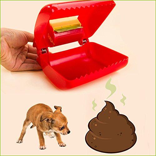 Pooper Scooper Para Mascota Residuos de,Patio Camionetas,Perfecto Para Perro Paseos,Limpieza Hasta Su Patio,O Cuando Viajar -A