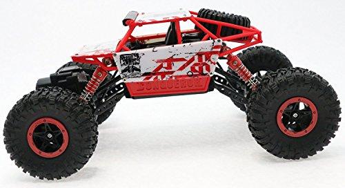 Top Race tr-1302,4GHz Batterien, Fernbedienung, Rock Crawler/Monster Truck 4WD/Off Road, Fahrzeug Spielzeug - 3