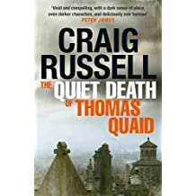 The Quiet Death of Thomas Quaid: Lennox 5 by Craig Russell (2016-08-04)