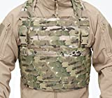 Warrior EO 901 Chest Rig Multicam