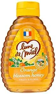 Lune De Miel Orange Blossom Honey, 250g