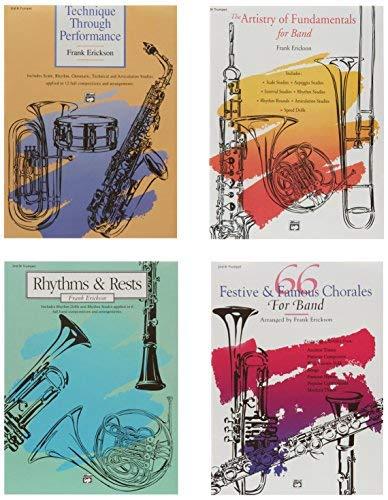 [(Frank Erickson High School Band Course: 2nd B-Flat Trumpet (Texas Edition))] [Author: Frank Erickson] published on (April, 2004)