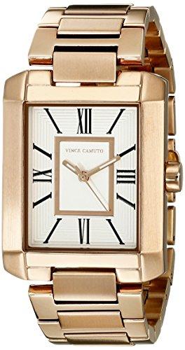 Vince Camuto - VC-5228SVRG - Montre Femme - Quartz - Analogique - Bracelet Acier inoxydable doré