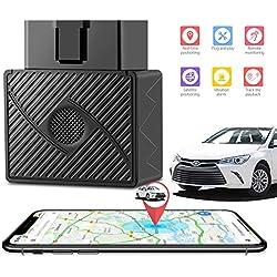 Wildlead OBD 2 - Sistema de Alarma para localizador de vehículo en Tiempo Real