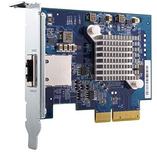 QNAP QXG-10G1T PCIe x4 10 Gbit/s Network Adapter