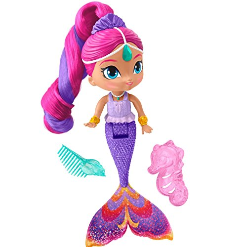 Shimmer & Shine - Sirena Magic Shimmer