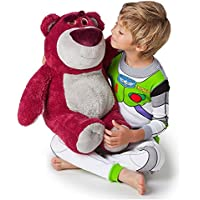 Disney Store Lotso 45cm gigante peluche orso Toy Story 3 profuma fragole c0bb1666d79