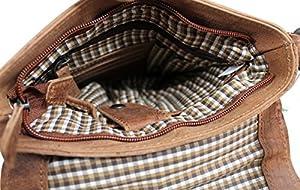 My-Musthave - Bolso al hombro para mujer Marrón marrón medium