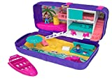 Polly Pocket FRY40 Hidden Places Strand Rucksack Spielset