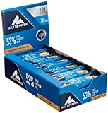 Multipower 53% Protein Bar - 24 x 50 g Eiweißriegel Box - Cookies and Cream - Fitnessriegel mit 53...