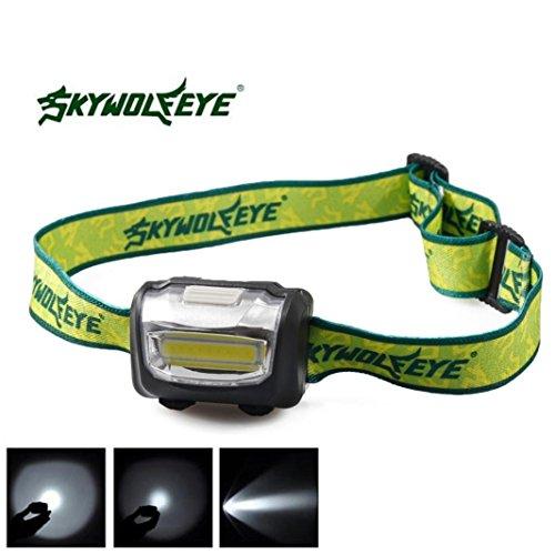 LED Stirnlampe Kopflampe Clode® 300Lm LED Stirnlampe, LED Kopflampe Mini wasserdicht verstellbare Scheinwerfer Lampe für Running, Bergsteigen , Camping