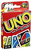 #7: Mattel Uno Original Playing Card Game
